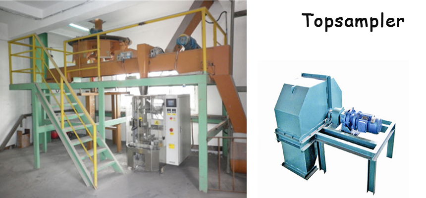What is the Coal Sample Division Machine